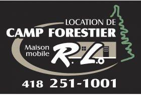 Location CAMP FORESTIER RL